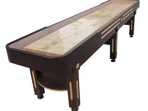 Majestic Shuffleboard (Walnut Stain)