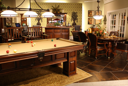 American Heritage Britton Pool TablePlease Call For Sale Price - American heritage pool table prices