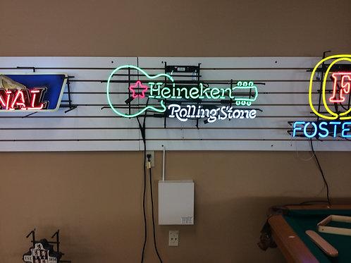 Heineken Guitar