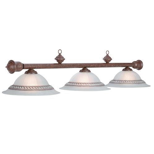 Corda Old Brown Glass Light