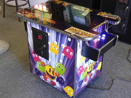 """Cocktail"" Arcade (60 in 1) Pac/Ghosts Design"