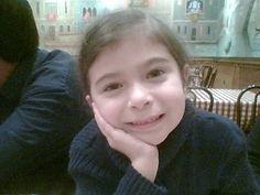 isabella chavez at age 5