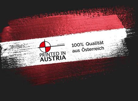 Druckwerkstatt – Printed in Austria