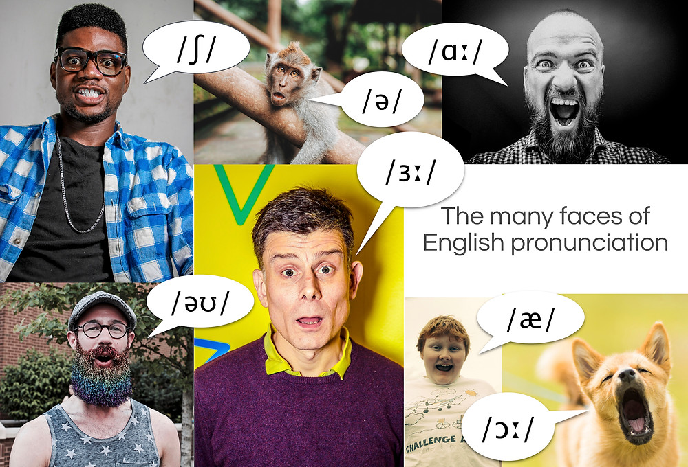 English pronunciation, phonology, accent