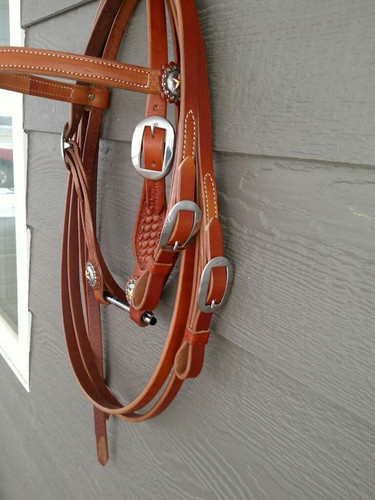 Headstall 1 Side View