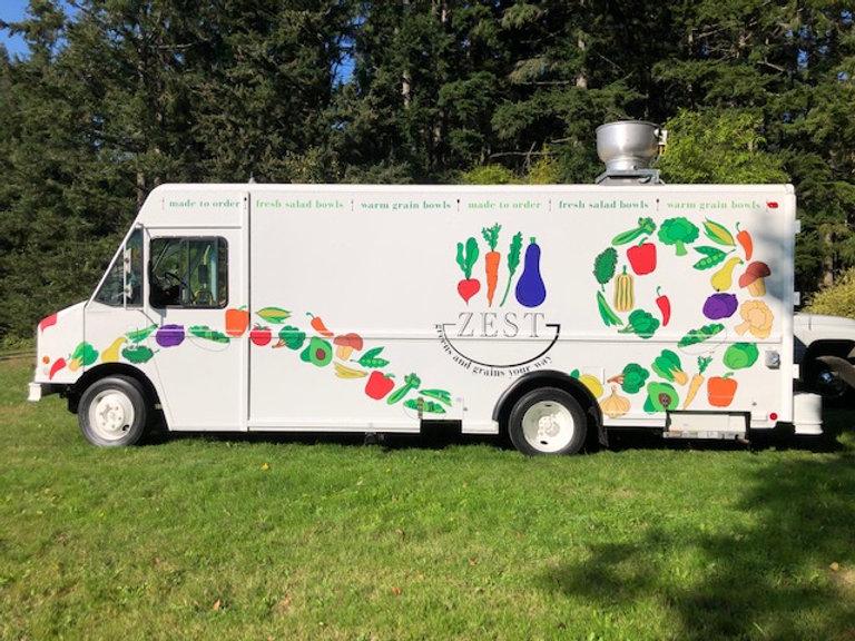 Zest Food Truck