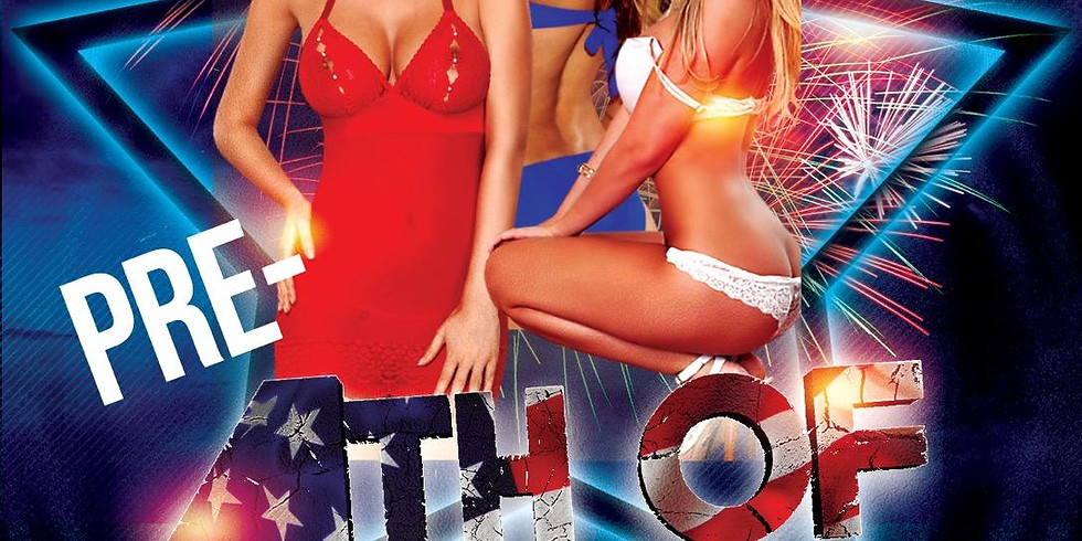 RED, WHITE AND YOU PRE 4TH OF JULY PARTY