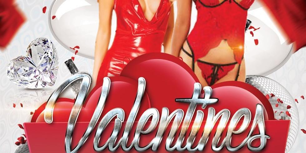 RED HOT VALENTINE'S SOIREE