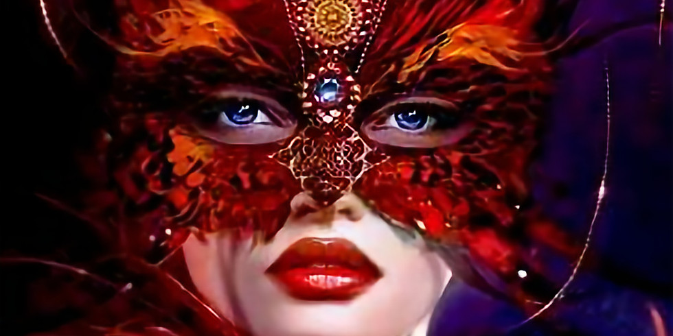MIDNIGHT MASQUERADE BALL - Prize to the best mask!