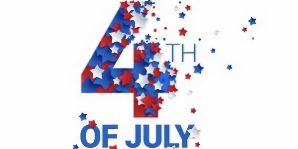 No Gatherings for the 4th of July Weekend