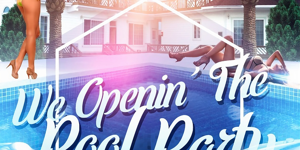 Opening the Pool Party!