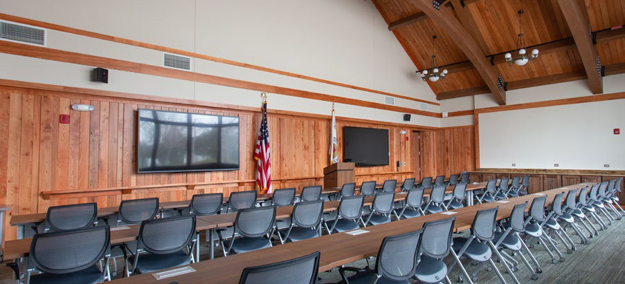 [Case Study] A New Police Building with