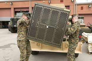 Universal Weapons Rack (UWR)