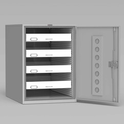 Conservation Counter-height cabinets mod
