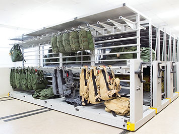 Parachute Storage