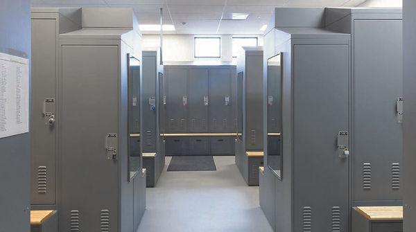 [Case Study] Law Enforcement Facility De