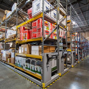 OPTIMIZING SPACE for an ONLINE RETAILER
