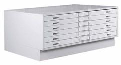Flat File Cabinet model 402