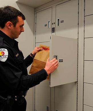 Evidence Storage
