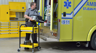 EMERGENCY PLANNING STORAGE SOLUTIONS - EMS AND FIRST RESPONDERS