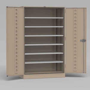 Conservation Full-height cabinets model