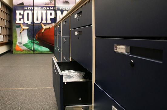 [Case Study] Notre Dame Football Equipme