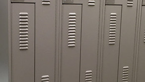 'Z' LOCKERS FOR CAMPUS POLICE