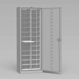 Botany, Herbarium cabinets model 241