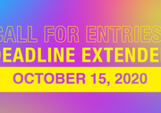 Call for Entries Deadline Extended