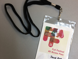 Request a Press Accreditation Pass today!