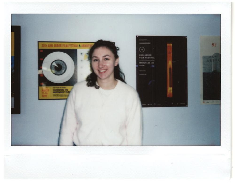 Katherine Pertuso Ann Arbor Film Festival