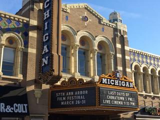 Art House Convergence and the Ann Arbor Film Festival