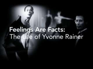 56th AAFF YVONNE RAINER EVENTS