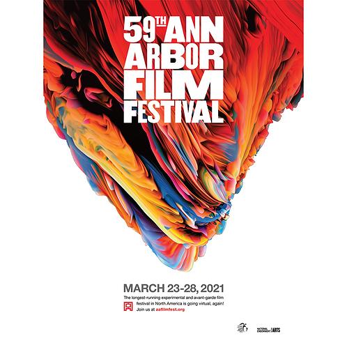 59th AAFF 18x24 Poster