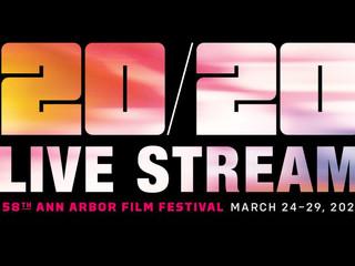 Live Stream the 58th Ann Arbor Film Festival!