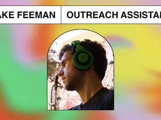 Featured Intern: Jake Feeman