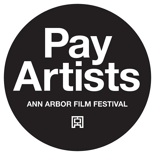 Pay Artists Sticker