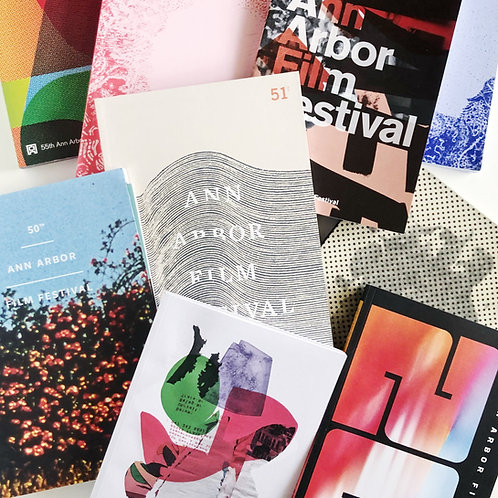 Festival Program Books