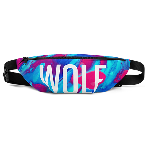 """WOLF"" Fanny Pack"