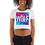 """Thumbnail: """"WOLF"""" Cropped Tee"""