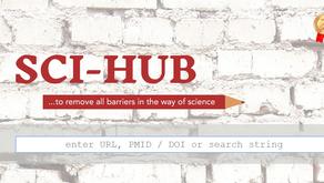 Sci-hub: Información y conocimiento al alcance de todos