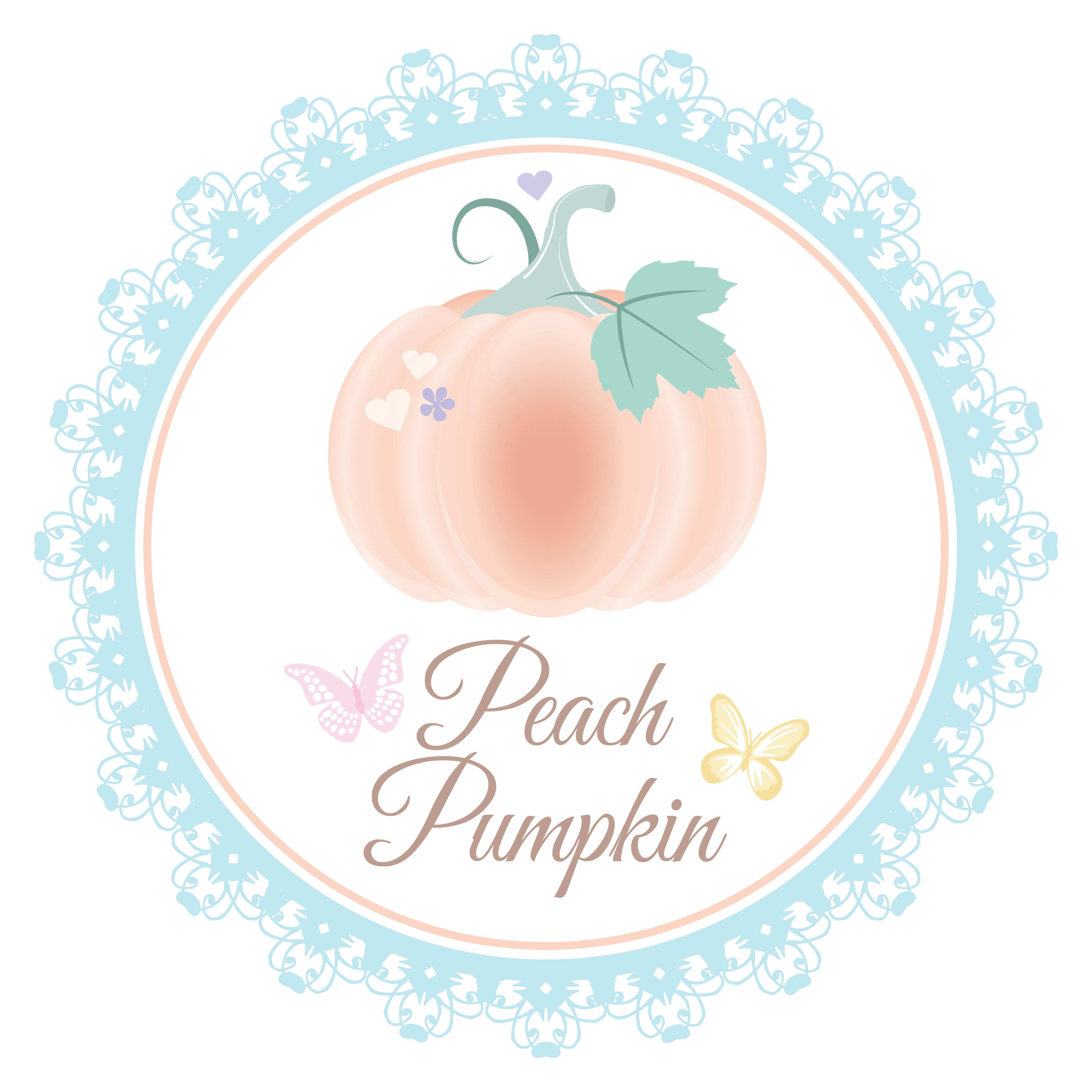 Peach Pumpkin