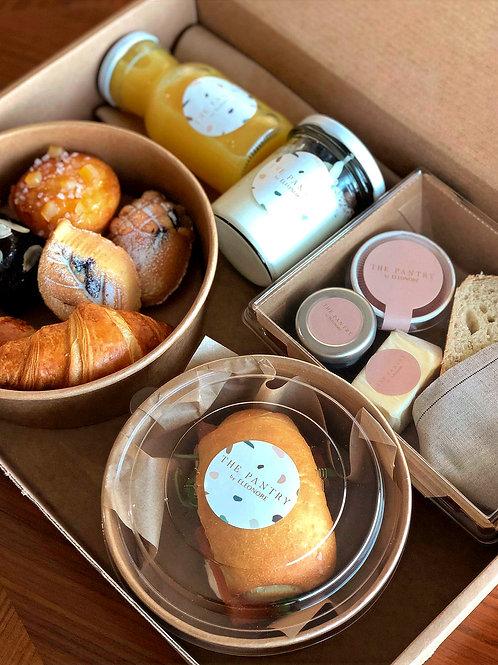 Desayuno The Pantry