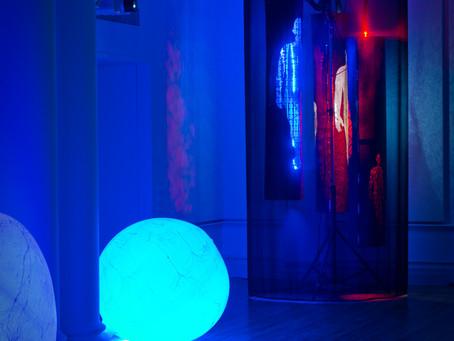 Works at Hatton Exhibition Illuminating the Self