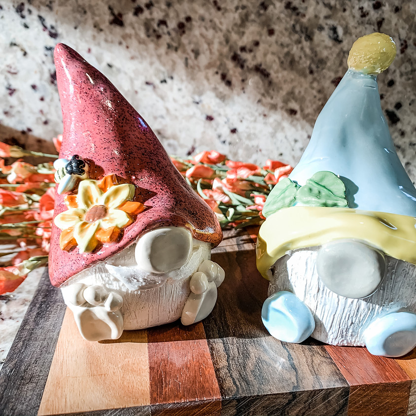 Stay at 'Gnome' Clay Class