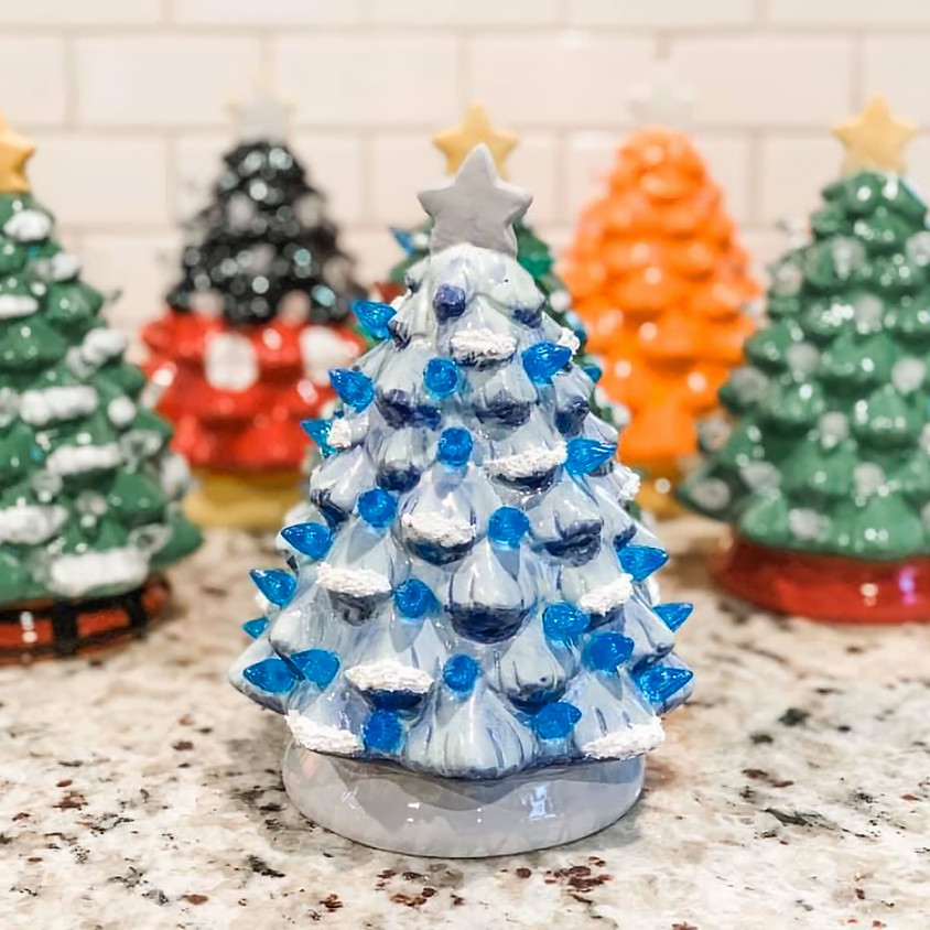 Private Event for Darian - Votive Vintage Christmas Trees