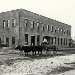 Gillespie Block Building