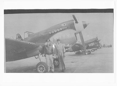 C40.18-Airport - Army Air Base Fighter P