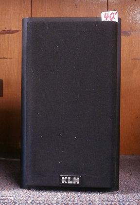 KLH 911B Speakers