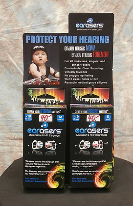 Earasers Hi-Fi Earplugs
